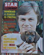Revue STAR EVENEMENT N°5  Hommage 1983 Claude FRANCOIS - People