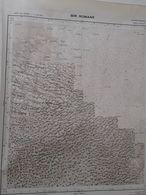 Cartes Sahara - Topographical Maps