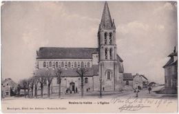 95. NESLES-LA-VALLEE. L'Eglise - Nesles-la-Vallée