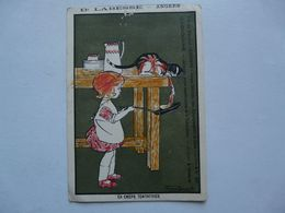 VIEUX PAPIERS - PUBLICITE : Carte Postale - Vin Du Docteur LEGENDRE - Santé