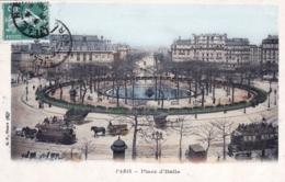 75 - PARIS 13 -  Place D Italie - Arrondissement: 13