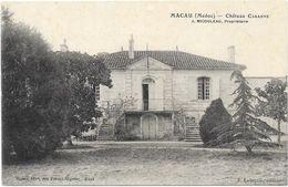 MACAU : CHATEAU CABANNE - Frankreich