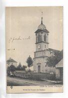 70 - AUXON-les-VESOUL ( Le Clocher ) - Carte Précurseur - Francia