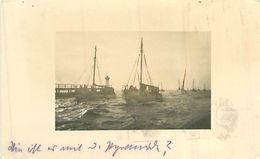 Deutschland - Fischerboote  -gel. - Pêche