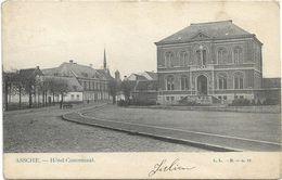 Asse - Assche  *  Hotel Communal - Asse