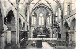 29 LESNEVEN Vue Intérieure De La Chapelle Du Collège - Lesneven