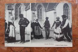 BEUZEC (29) - MARIES - GAVOTTE BRETONNE - Beuzec-Cap-Sizun