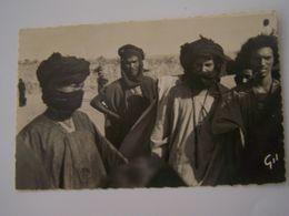 MAURITANIE. LES HOMMES BLEUS. - Mauritanie