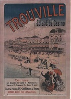 Trouville Affiche : Splendide Casino - Trouville