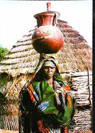 Niger  Femme Au Canari - Niger