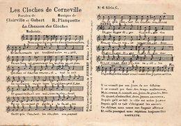 Dept 27,Eure,Cpa Musicale,Les Cloches De Corneville - Autres Communes