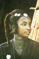 Niger JEUNE FILLE PEUHL DE SAY N°17 - Niger