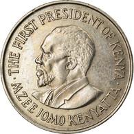 Monnaie, Kenya, Shilling, 1978, TTB+, Copper-nickel, KM:14 - Kenya