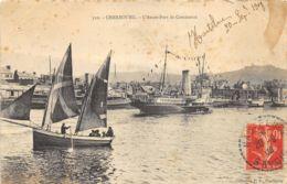 Cherbourg - L'Avant-Port De Commerce - Cherbourg