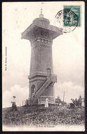 LA TOUR DE KEMMEL - KEMMELBERG - MONT KEMMEL 1909 - Heuvelland