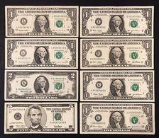 Usa 5 $ 2001 + 2 $ 1976 + 1 $ 2003 X 3 + 2001 + 1995 + 1988 LOTTO 360 - [ 4] Emissions Provisionelles