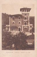 GARDA - LAGO DI GARDA - VERONA - PENSIONE DANTE - ATTENZIONE ALLA DESCRIZIONE !! - 1914 - Verona
