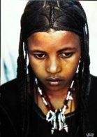 Niger Fillette Targui N°6316 - Niger