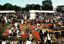 Niger  Niamey N° 4443 Le Marché - Niger