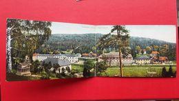 Luhacovice.Long Postcard - Czech Republic