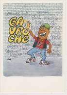 SINE - Salon Livre Jeunesse Corbeil Salut Gavroche Enfant Tag  - CPM 10,5x15 TBE 1993 Neuve - Sine