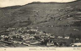 88 - Bussang - Vue Sur Les Fourières - 2906 - Bussang