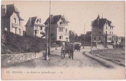 35. DINARD. La Route De Saint-Enogat. 165 - Dinard