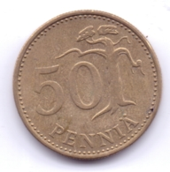 FINLAND 1979: 50 Penniä, KM 48 - Finlandia