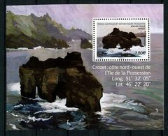 TAAF 2020  N° F922 ** ( 922 ) Neuf MNH Superbe Paysage Rocher Percé Crozet Landscape - Ungebraucht