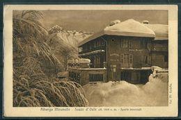 Albergo Miravalle - Sauze D'Oulx  Alt. 1509 S M -Sports Invernali - Bars, Hotels & Restaurants
