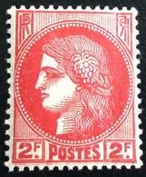 N° 373   NEUF ** SANS  CHARNIÈRE ( LOT:1158 ) - 1945-47 Cérès De Mazelin