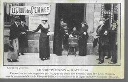 Le Droit Des Femmes - Events