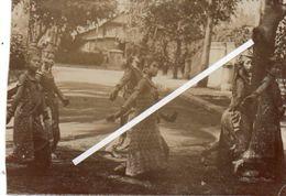 V06Ve  Photo Indochine Cambodge Phnom Penh Danses Danseuses Du Roi En 1909 - Cambodia