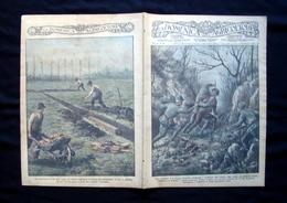 La Domenica Dell'Agricoltore Anno 3 N 53 1928 Sardegna S Gavino Bandito Atzeni - Libri, Riviste, Fumetti