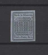 REUNION.  YT  N° 2b  Neuf Sans Gomme  1852 - Neufs