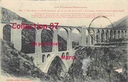 PONT ☺♦♦ VIADUC Du SEJOURNE < LIGNE De TRAIN ELECTRIQUE De La VALLEE De La TET - VIADUCT - BRIDGE  BRUCKE - Ouvrages D'Art