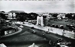 CPSM  Sénégal  Dakar  Place Protet - Senegal