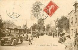 27  GAILLON - JOURS DE COURSE - Frankreich