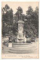 59 - VALENCIENNES - La Statue De Watteau - LL 11 - Valenciennes