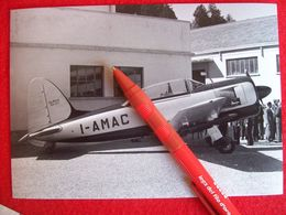 FOTOGRAFIA  AEREO MACCHI MB 323 Matricola I-AMAC - Aviazione