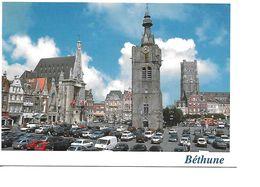62 BETHUNE Cpm La Grand Place - Bethune