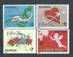 Filipinas - Correo 1992 Yvert 1874/81 ** Mnh  San Valentin - Philippines