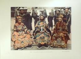 TONKIN-MANDARINS QUAN'BO,TONG DOC CAO,QUANON-1890-6387 - Prints & Engravings
