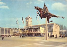 Bruxelles Expo 1958 - Esplanade - Weltausstellungen