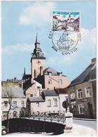 Couvin - Photo Desutter - & Maximum Card - Belgique