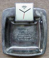 CENDRIER  HORLOGERIE BIJOUTERIE JACQUES BANCEL 42410 PELUSSIN - Bijoux & Horlogerie