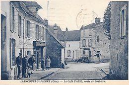 60    Liancourt-saint-pierre     Café De Paris    Route De Boubiers - Liancourt