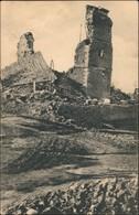 CPA Rocquigny (Ardennes) Zerstörte Stadt WK1 1915 - Francia