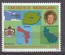 Antilles/Caribisch Netherlands 2010  Michel  1  MNH 27942 - Antillas Holandesas