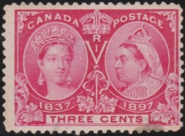 Canada  .  SG   .    126   .      *    .   Mint-hinged .   /   .  Neuf Avec Gomme - Unused Stamps
